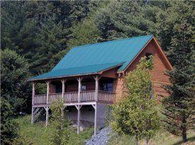 blowing rock cabin photo